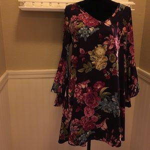 🆕 Spring Floral Dress
